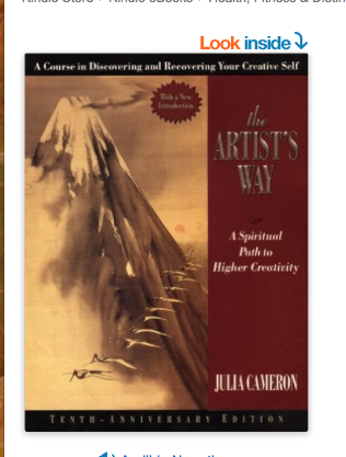 Image for The Artist Way by Julia Cameron