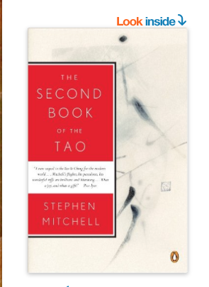 Image for Second Book of the Tao by Stephen Mitchell