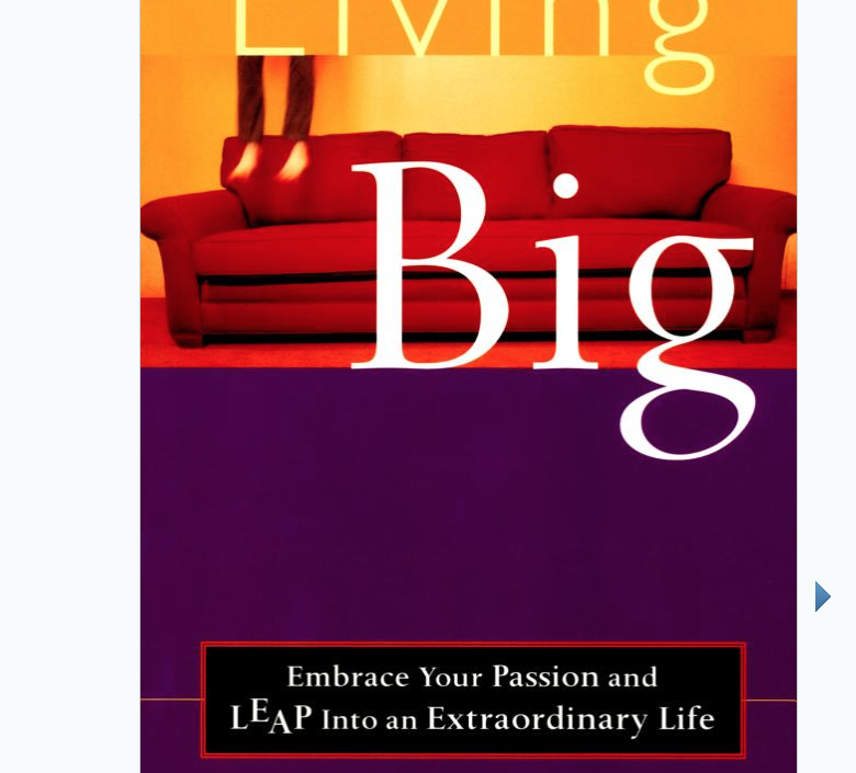 Image for Living Big by Pam Grout