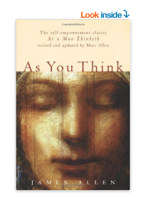 Image for As You Think by James Allen