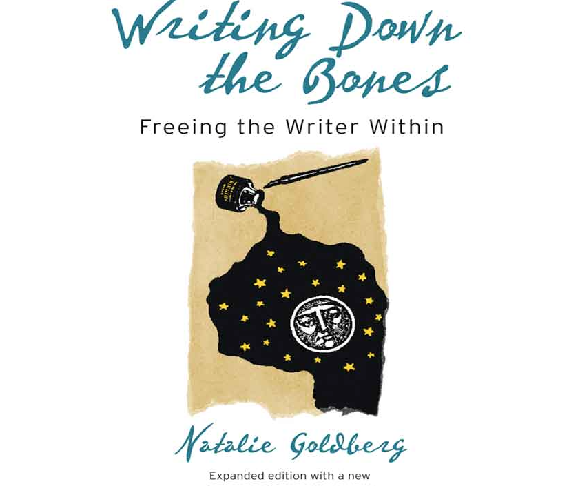 Image for Writing Down the Bones by Natalie Goldberg