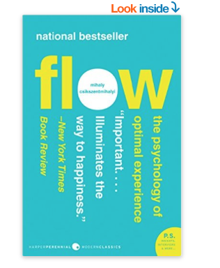 Image for Flow by Mihaly Csikszentmihhaliyi