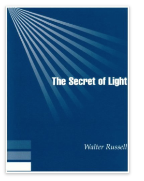 Image for The Secret of Light By Walter Russell