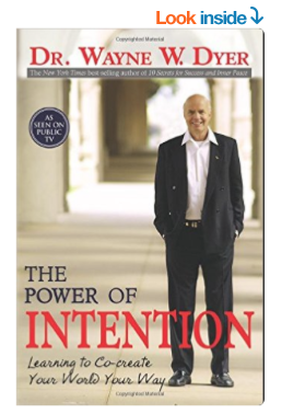 Image for The Power of Intention by Wayne Dyer