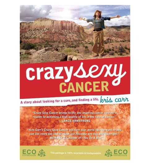 Image for Crazy Sexy Cancer by Kris Carr
