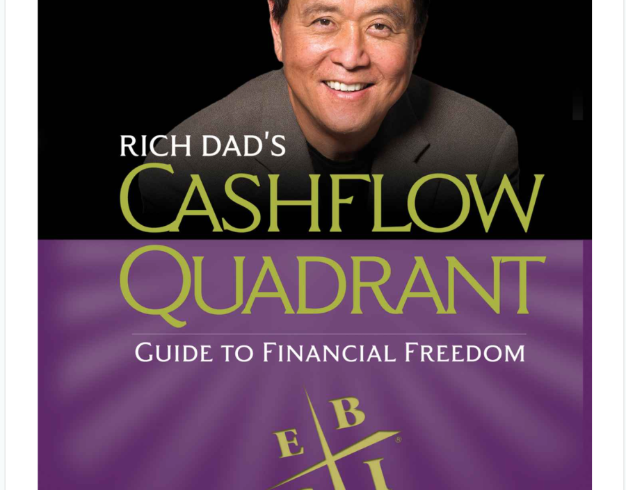 Image for Cash Flow Quadrant by Robert Kyosaki