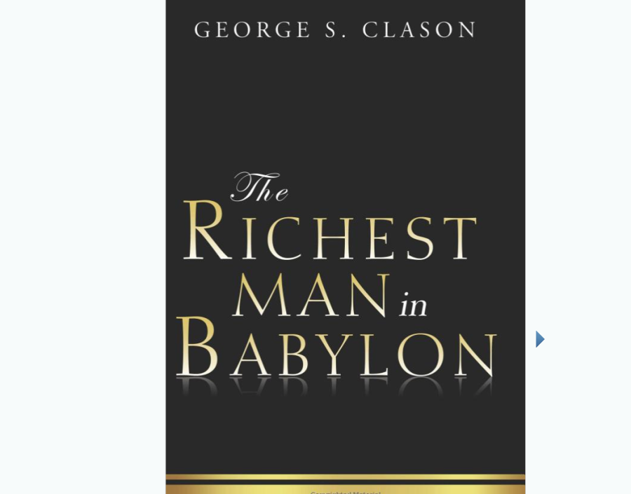 Image for The Richest Man in Babylon by George S Clason