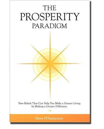 Image for The Prosperity Paradigm by Steve D 'Annunzio