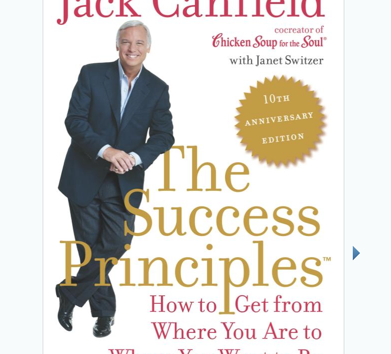 Image for The Success Principles by Jack Canfield