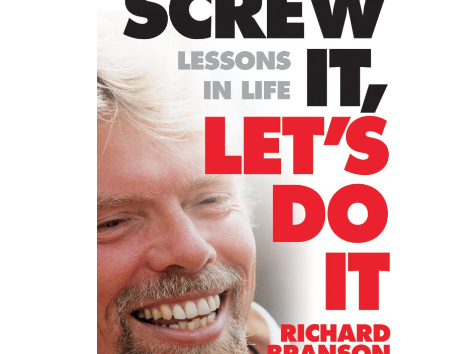 Image for Screw It Let's Do It by Richard Branson
