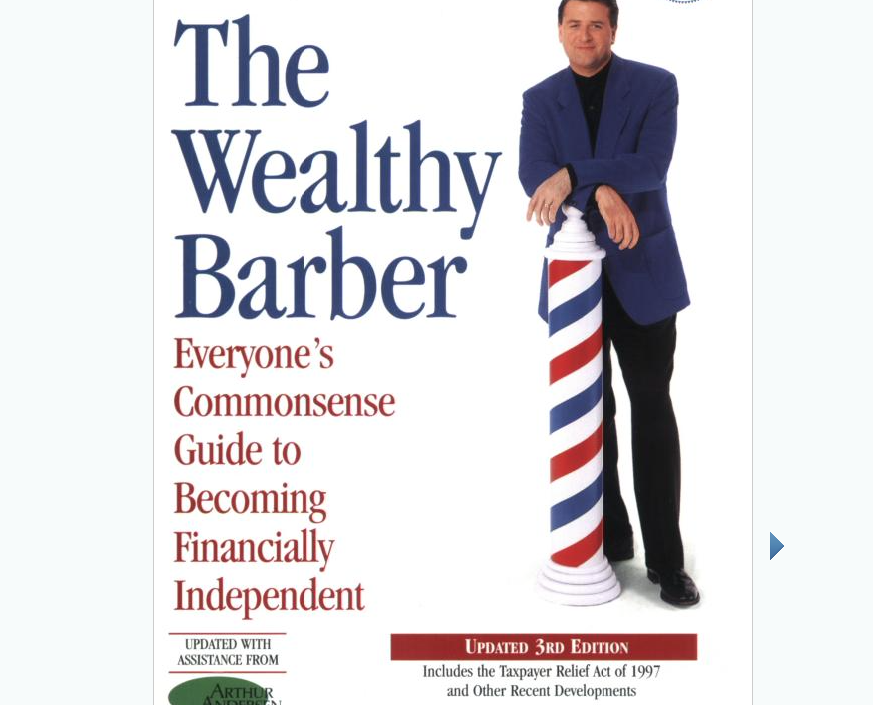 Image for The Wealthy Barber by David Chilton