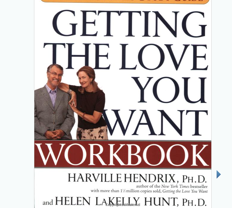 Image for Getting the Love Workbook by Harville Hendrix Phd