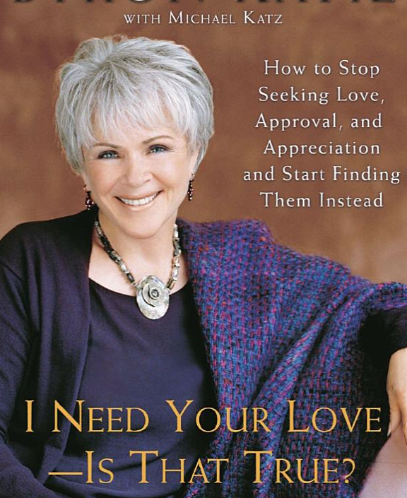 Image for I Need Your Love - Is That True? by Byron Katie