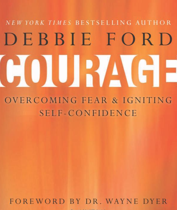 Image for Courage by Debbie Ford