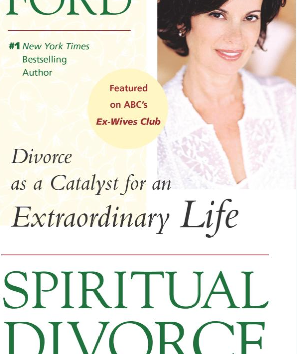 Image for Spiritual Divorce by Debbie Ford