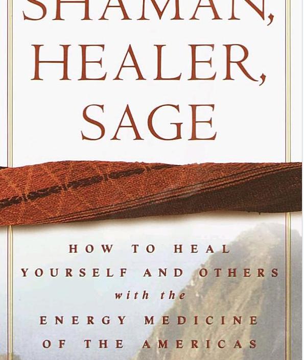 Image for Shaman Healer Sage by Alberto Villodo