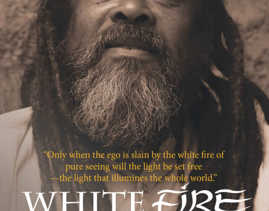 Image for White Fire by Mooji